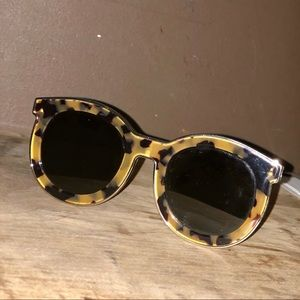 Karen Walker Super Spaceship Sumglasses